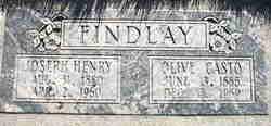 Joseph Henry Findlay