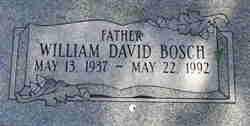 William David Bosch