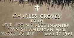 Charles Monroe Groves