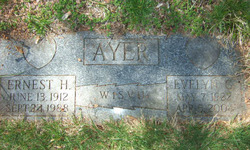 "Ernest Herbert ""Ernie"" Ayer"