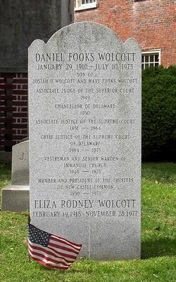 Daniel Fooks Wolcott
