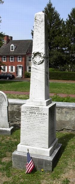 Capt John Evans