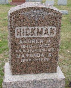 Andrew Jackson Hickman