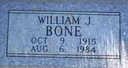 William J. Bone