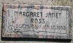 Margaret Janet Ross