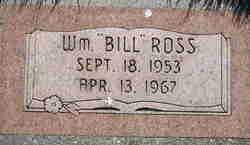 "William Clyde ""Bill"" Ross"