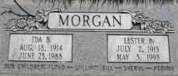 Ida <I>Burnett</I> Morgan