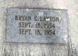 Bryan C. Layton