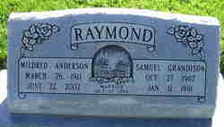 Samuel Grandison Raymond