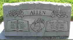 Marvin Weaver Allen