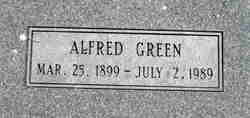 Alfred Green