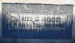 Reed William Jackson