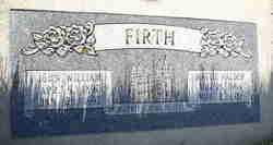 Mattie <I>Forbes Nalder</I> Firth