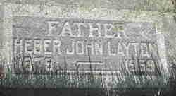Heber John Layton
