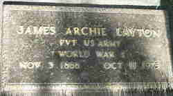 James Archie Layton