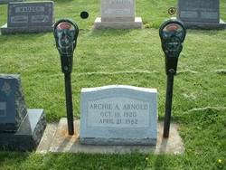 """Archillous Adair """"Archie"""" Arnold"""