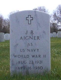 J R Aigner