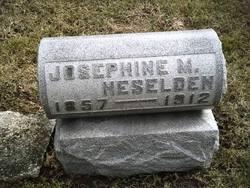 Josephine <I>Bennell</I> Heselden