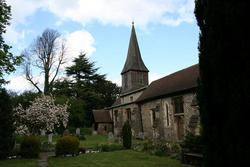 St Stephen Churchyard