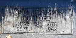 John Benjamin Clifford