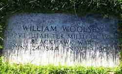William Andrew Woolsey