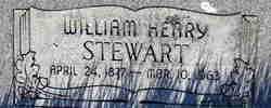 William Henry Stewart