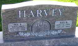 Ray Bosworth Harvey