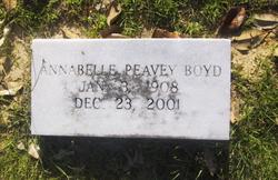 Annabelle <I>Peavey</I> Boyd