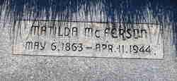 Rhoda Matilda McFerson