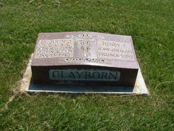 Lieut John J. Clayborn