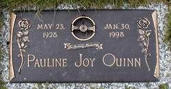Pauline Joy <I>Hill</I> Quinn