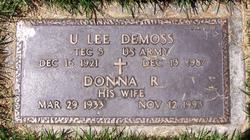 U Lee Demoss