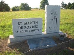 Saint Martin De Porres Catholic Cemetery