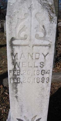 Amanda Marcella <I>Welch</I> Wells
