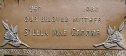 Stella Mae <I>Heathcock</I> Grooms