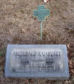 Archibald A. Carvatt
