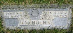 Mildred M. <I>Walker</I> McHugh