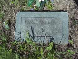 Hassie <I>Taylor</I> Andrews