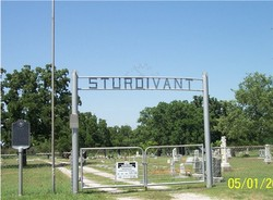 Sturdivant Cemetery
