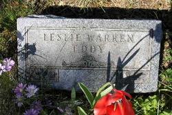 Leslie Warren Eddy