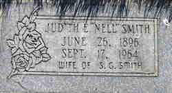 "Judith Ellen ""Nell"" <I>Pye</I> Smith"