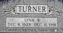 Lynn B. Turner