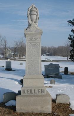 Susan <I>Kindigh</I> Keller