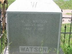William Terry Watson