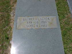 Luther Thomas Clack
