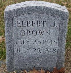 Elbert J. Brown