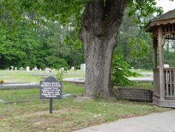 Luxomni Baptist Church Cemetery