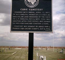 Cone Cemetery