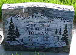 Jennifer Lee Tolman