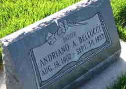 Andriano Angelo Bellucci